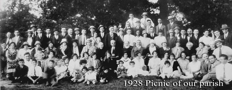 1928 Picnic