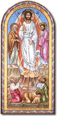 transfigurationmosaic