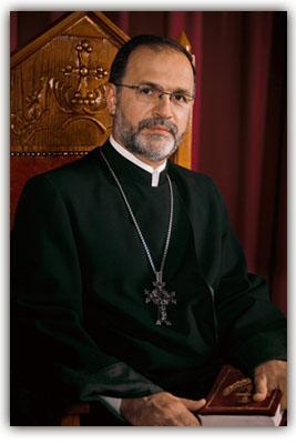 Fr Zareh Zargarian