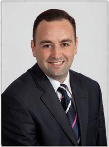 Khoren Mardoyan Advisor to RA Diaspora Minister