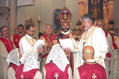 Ordination of Acolytes