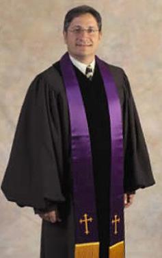 Pastor Sam Albarian