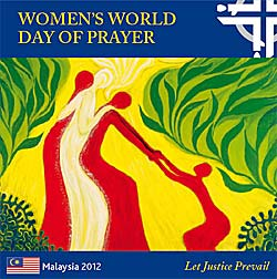 WORLD DAY OF PRAYER 2012