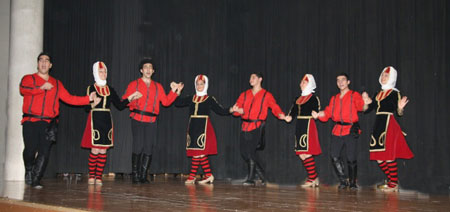 sSassoun Dance Ensemble