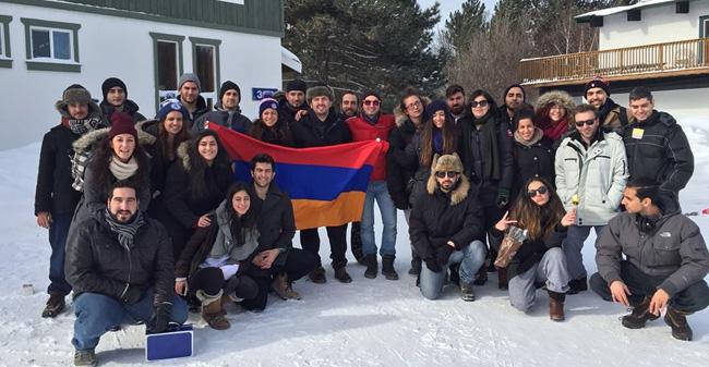 ACYOC Sr. Ski Trip 2015