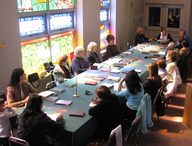 Armenian Bible Study Group