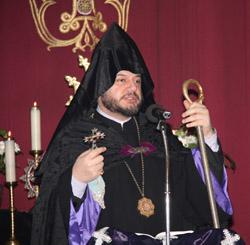 Bishop Hovakimian