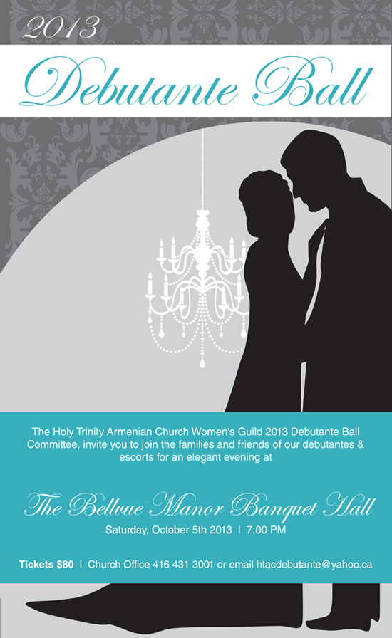 Saturday, October 5, 2013 - Debutante Ball