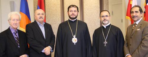 Diocesan Council Chairmen
