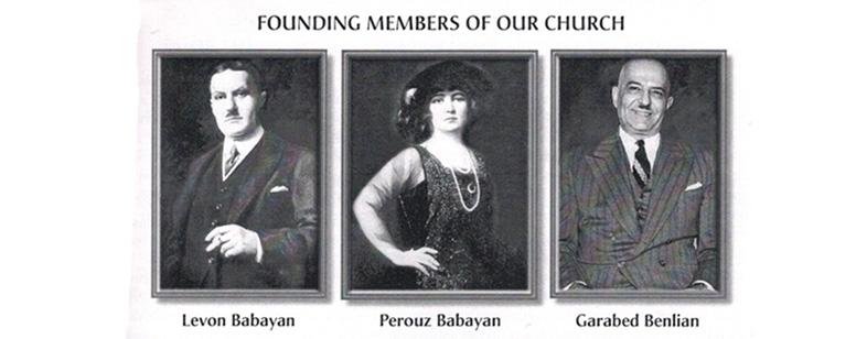Founding Members of HTAC