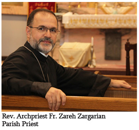 Fr. Zargarian_Parish Priest