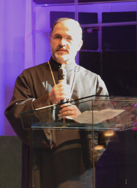 Jan 25 Father Zareh III