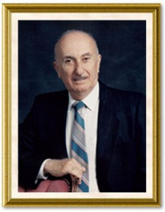 Late Vahe Minnetian 1925-2012