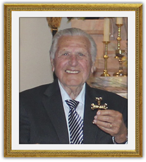 Margos Ampagoumian 1923-2014