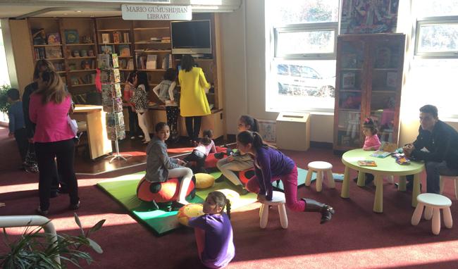 Mario Gumushdjian Library 2015w