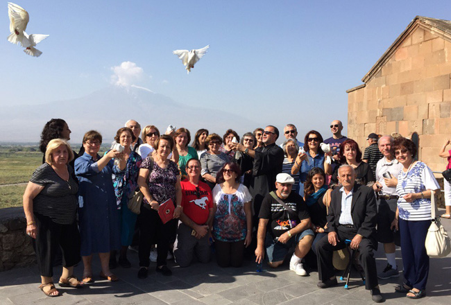 Pilgrimage to Armenian Sep 24 2015 w