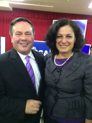 Special Event with Minister of National Defence Jason Kenney