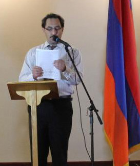 Vice-Principal Mr. Ara Ter Haroutunian