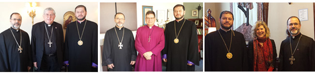 Visiting Clergy Feb 2015