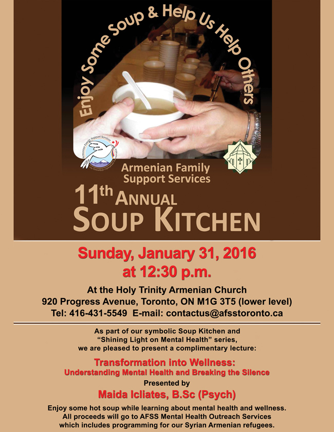 soup kitchen flyer - Mersn.proforum.co