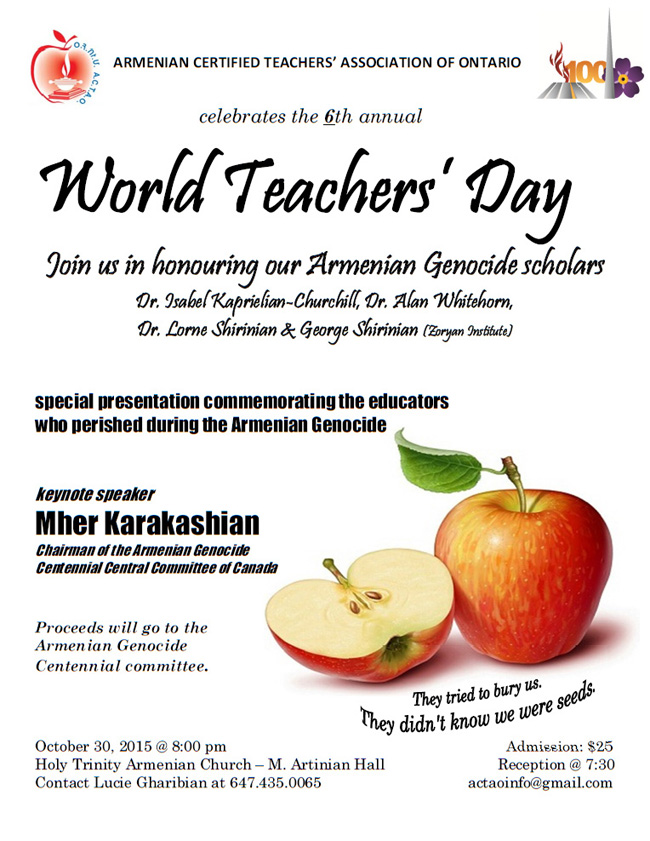 World Teachers Day 2015 S